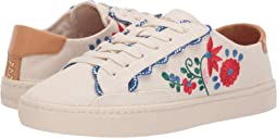 Ibiza Embroidered Sneaker