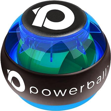 NSD Powerball 280Hz Palla per Esercizi di Riabilitazione e Potenziamento della Avambraccio | Allenatore per la Forza di Presa | Esercizi Isometrici (Senza contatore Digitale)