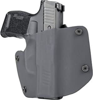 R&R Holsters: OWB Kydex Holster - Black