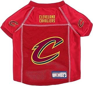 NBA Cleveland Cavaliers Jersey Sports Fan Pet T-Shirt, X-Large, Multicolor