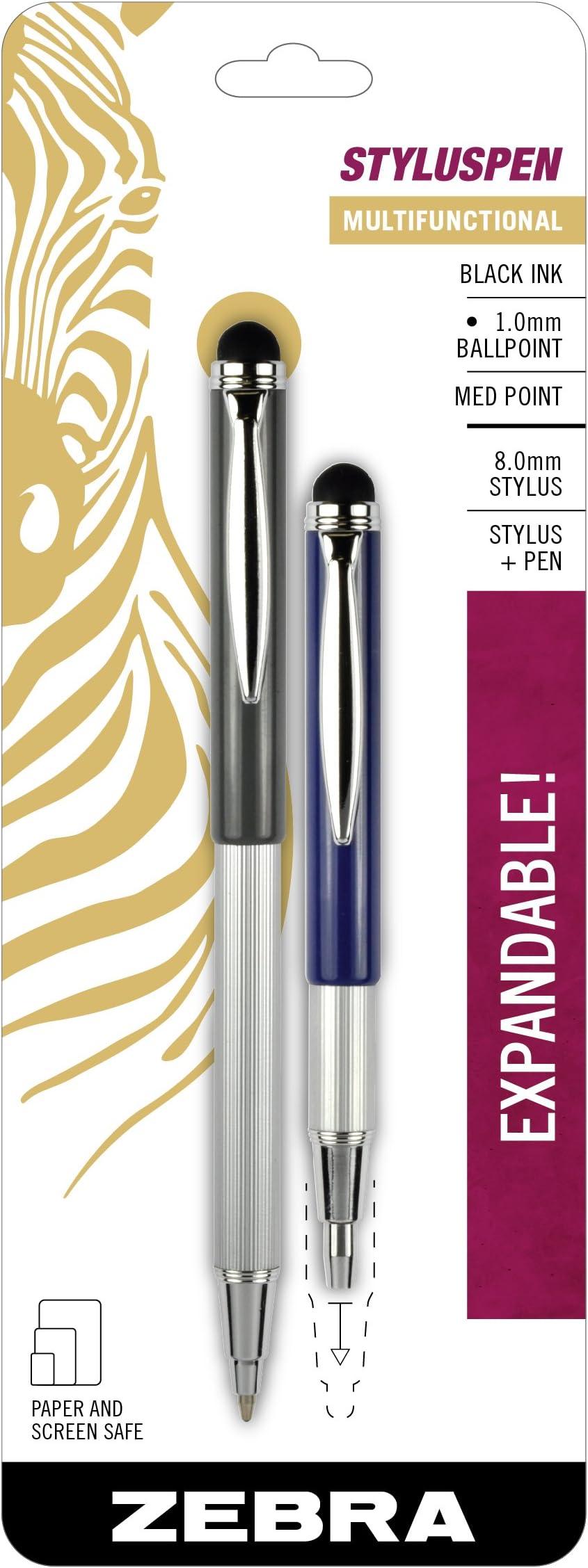 HUBUBALI Tablet Stylus Bolt Action Retractable Ballpoint Pen   **MADE to ORDER**