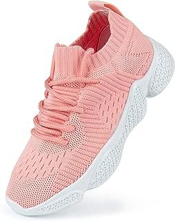 Kids Sneaker Light Knit Shoes Breathable Running Tennis...