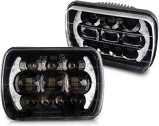 Best led rectangular headlights Reviews