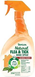 TropiClean Natural Flea and Tick Spray