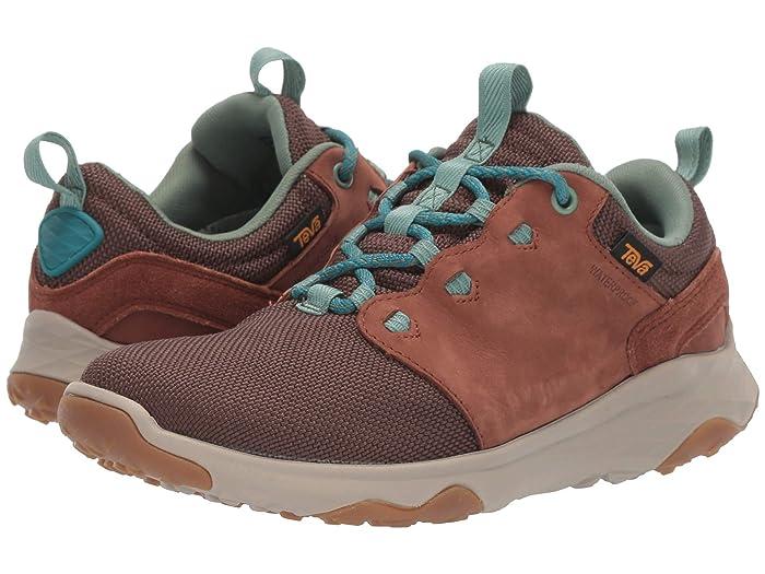 Teva  Arrowood Venture Waterproof (Brown) Womens Shoes