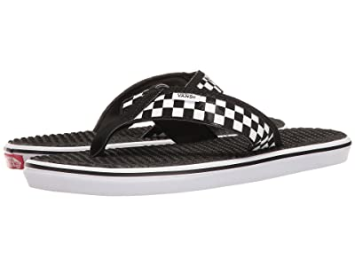 Vans La Costa Lite ((Checkerboard) Black/White) Men