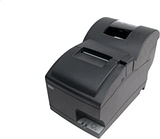 Star Micronics 37999420 Model SP742ML Impact Friction Printer, Cutter, Ethernet, Internal Power Supply Included, Rewinder/...