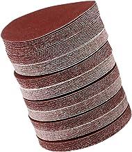 ULTECHNOVO 100 st slipskivor våt torr vattentät sandpapper trä poleringsark för trä metall glas bil båt slipning polering