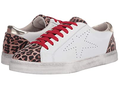STEVEN NEW YORK Rezza (White Leopard) Women