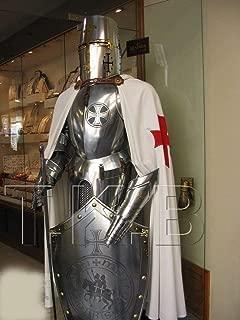 full crusader armor