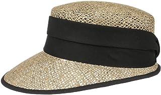 Lipodo Berretto di Paglia Breezy Donna - Made in Italy Cappellino Estivo da Spiaggia Visiera Sole con Primavera/Estate