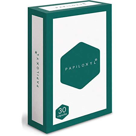 PAPILOXYL 30 capsulas Complemento Alimenticio