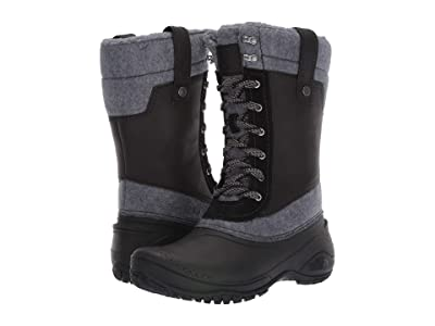 The North Face Shellista III Mid (TNF Black/Zinc Grey) Women