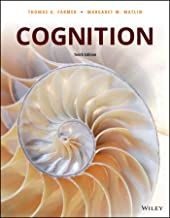 Cognition, 10th Edition