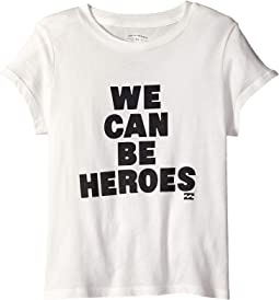 Be a Hero Tee (Little Kids/Big Kids)