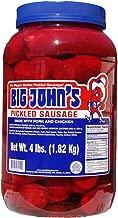 Big John's Pickled Sausage - Gallon