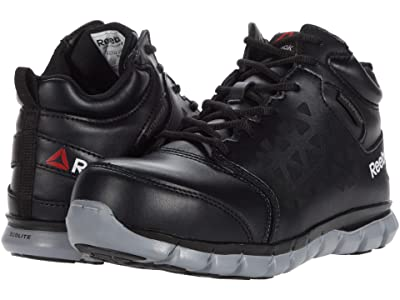 Reebok Work Sublite Cushion Work (Black/Grey) Women