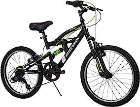 Royce Union Kids Aluminum Mountain Bike, Dual Suspension, 6-Speed 20inch, RTX
