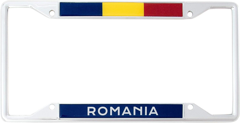 Desert Cactus Country of Romania Ranking TOP8 Flag Fr Plate Cheap SALE Start Frame for License