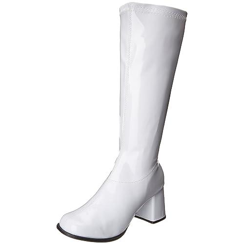 917a7c5b6cd Go Go Boots of The 70s: Amazon.com