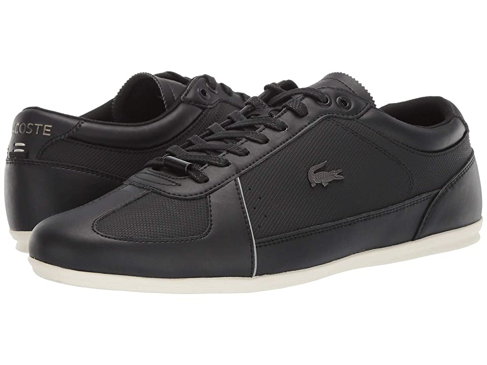 Lacoste Evara 119 2 CMA (Black/Grey) Men
