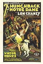 Carnet Notre-Dame de Paris: Le carnet vide pour les amateurs de Victor Hugo et le film Le Bossu de Notre-Dame (1923) (French Edition)