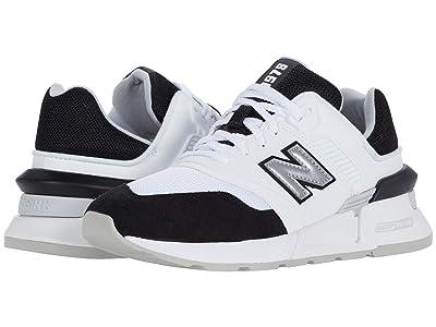 New Balance Classics MS997v1 (Munsell White/Black) Men