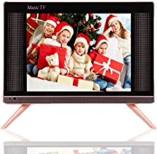 Mugast 17 Inch LCD TV,1366x768 260cd/m2 HDMI/USB/VGA/TV/AV FHD Home Television Screen Monitor with Stereo Sound Speakers for Traditional TV, Set-top Box, etc(US) photo