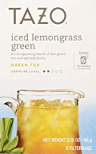 iced green tea bags
