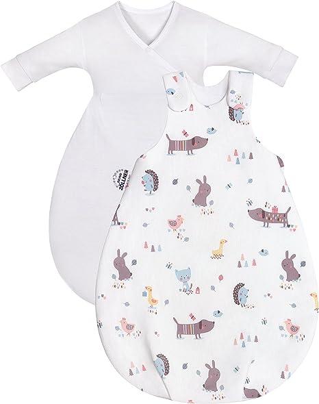 saco de dormir Baby-de dormir Jersey multicolor Talla:50//56