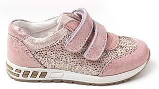 Minipicco Kız Çocuk Gümüş Deri Ortopedik Ayakkabı