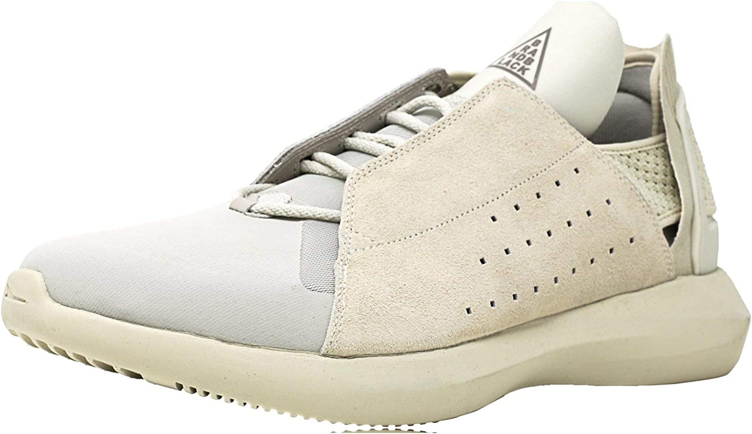 Brandblack Men's Gambetto Ankle-High Leather Tennis shoes