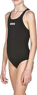 ARENA G Solid Swim PRO Jr, Costume Tech da Allenamento Bambina