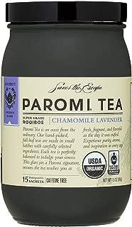 Paromi TeaOrganic Paromi Chamo/Lav Tea 15 Count (Pack Of 6)