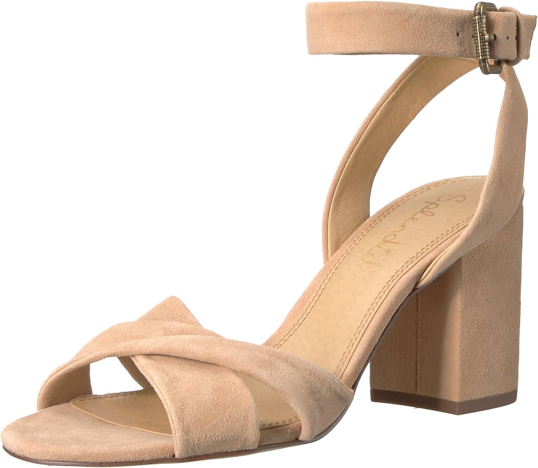 Splendid Over item handling excellence Women's Fairy Heeled Sandal