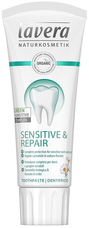Lavera Organic Toothpaste Repair 35% OFF Sensitive 2.5floz In a popularity