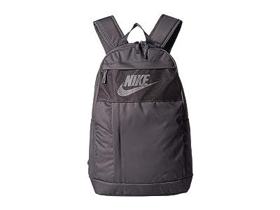 Nike Elemental LBR Backpack 2.0 (Thunder Grey/Thunder Grey/White) Backpack Bags