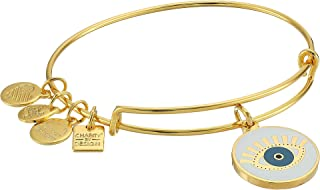 Alex and Ani Women's Charity by Design Meditating Eye Color Infusion Bangle