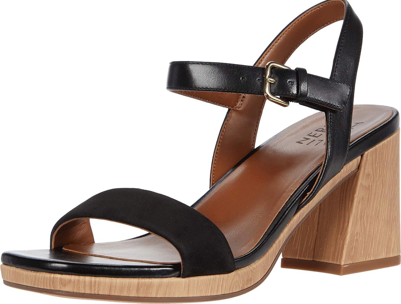 Naturalizer Women's 流行のアイテム Rose Heeled Sandals 新作通販