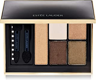 Estee Lauder Pure Color Envy Sculpting EyeShadow 5-Color Palette - # 09 Fierce Safari for Women - 1 Pc Palette,