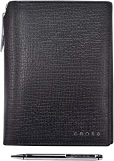 Cross Black Passport Wallet (AC238389N-1)