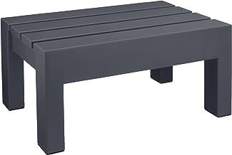 小原産業 プラスチック万能台 長方形 グレー ST-403