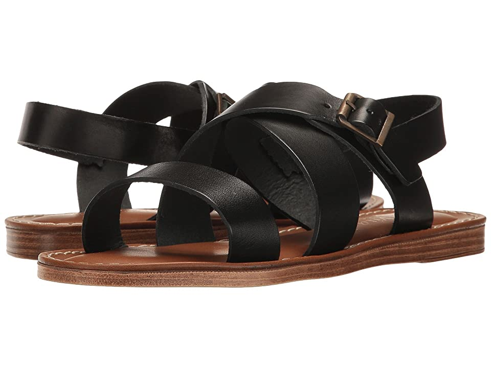 Bella-Vita Nic-Italy (Black Leather) Women