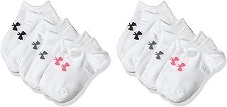Under Armour Unisex Kids Girl's Essential No-show Socks