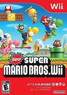 New Super Mario Bros. Wii by Nintendo (Renewed)