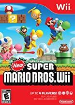 New Super Mario Bros. Wii (Renewed)