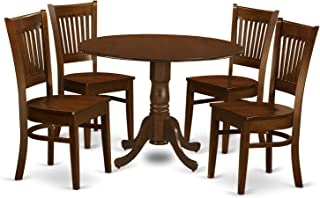 wood dinette chairs