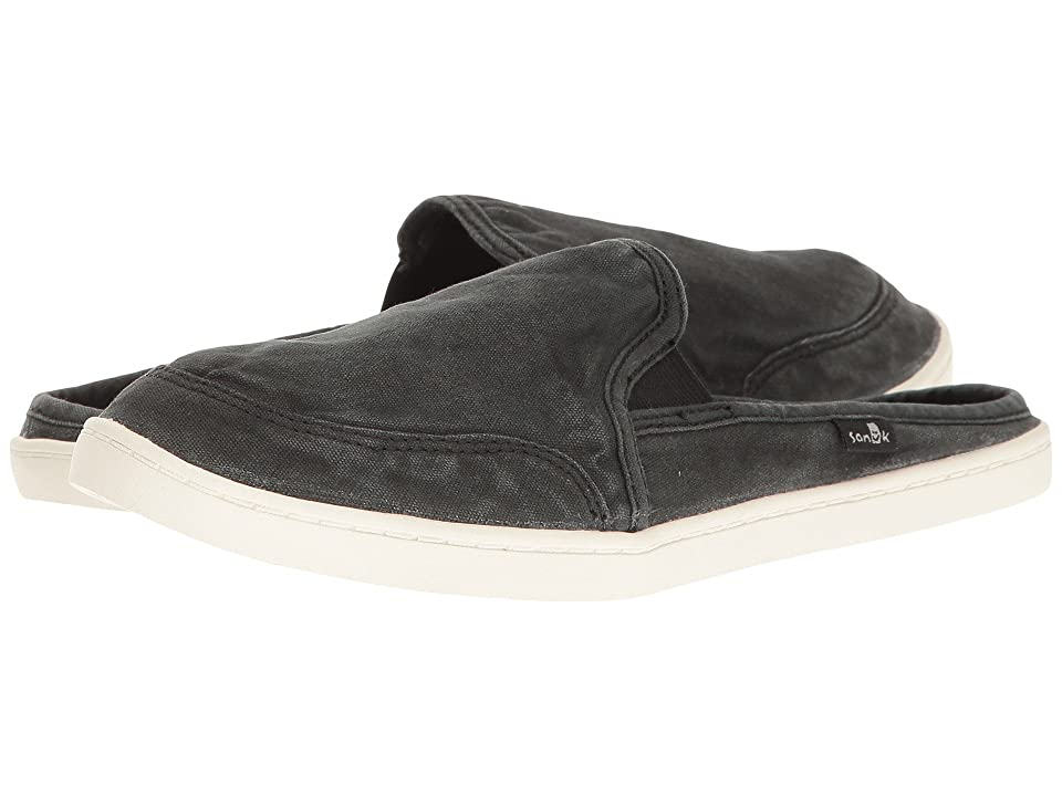Sanuk Dree Me Cruiser (Washed Black) Women