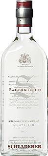 Schladerer Obstbrand Raritäten Sauerkirschwasser 1 x 0.7 l