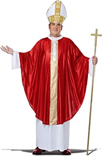 Men's Plus-Size The Pope His Divine Holiness Plus